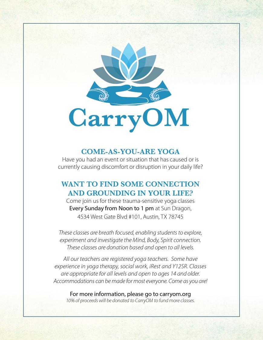 JO carryom flyer